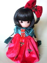 Christmas Snow White